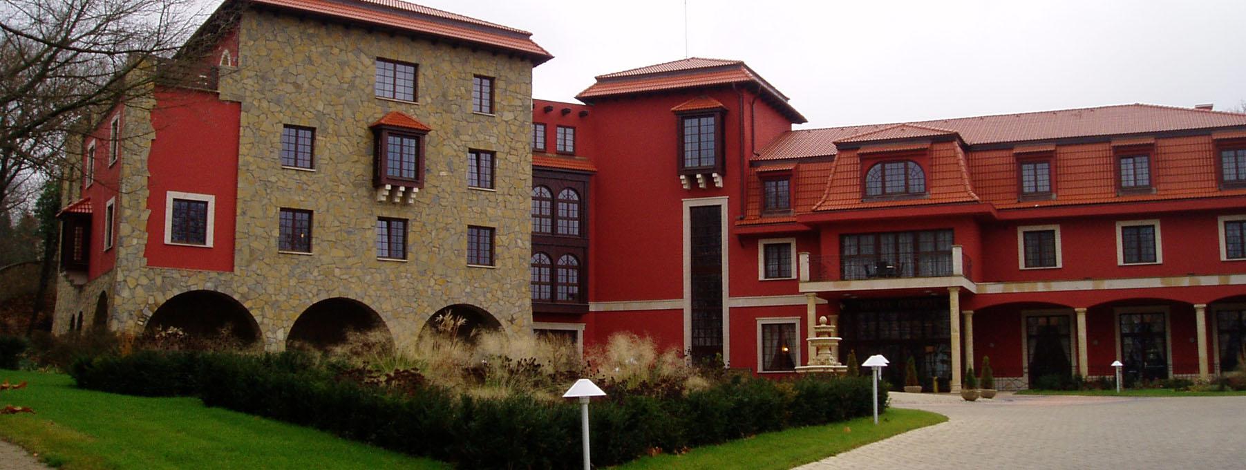 Hotel Sv. Ludmila II Skalica SR